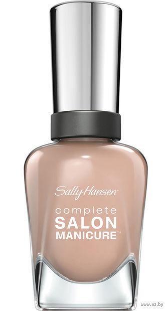 """Лак для ногтей """"Complete salon manicure"""" (тон: 220, кофе со сливками)"""