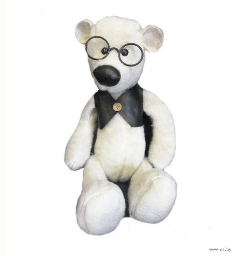 """Мягкая игрушка """"Мишка шарнированный Джонни"""" (50 см) — фото, картинка"""