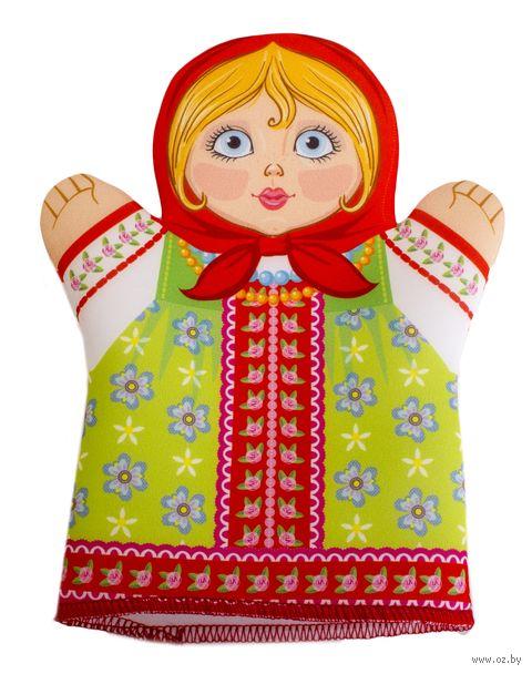 "Мягкая игрушка на руку ""Маша"" (32 см) — фото, картинка"