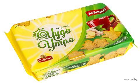 "Печенье сахарное ""Чудо утро. Имбирное"" (150 г) — фото, картинка"