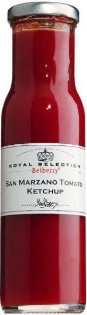 """Кетчуп """"Belberry. С красным болгарским перцем"""" (250 мл) — фото, картинка"""