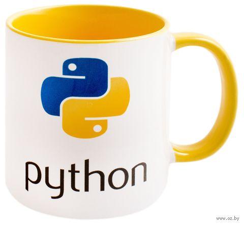 "Кружка ""Python"" — фото, картинка"