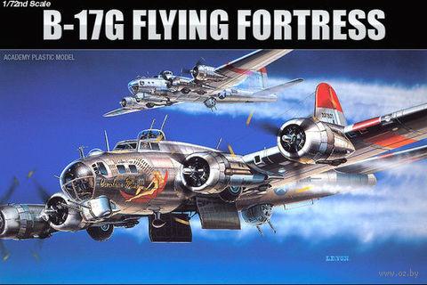 Самолет B-17G (масштаб: 1/72) — фото, картинка