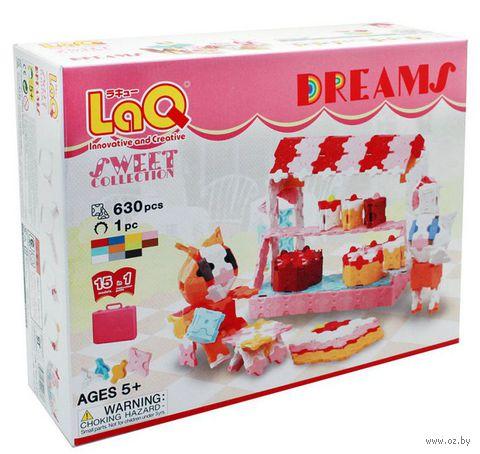 "Конструктор ""LaQ. Sweet Collection Dreams"" (631 деталь)"