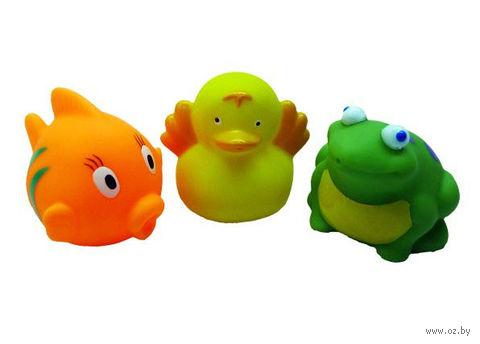 """Набор игрушек для купания """"В пруду"""""""