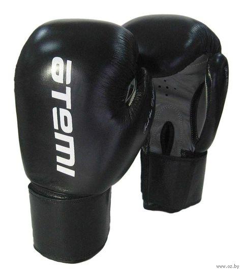 Перчатки боксёрские LTB19009 (14 унций; чёрные) — фото, картинка