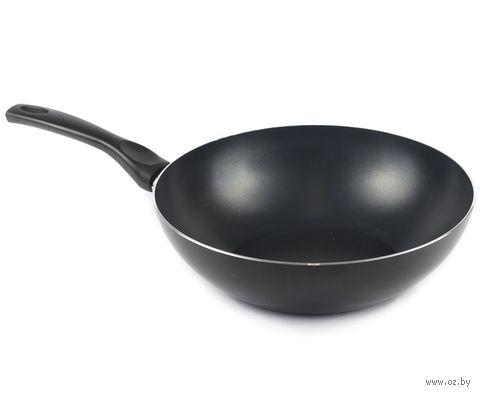 """Сковорода алюминиевая, 28 см """"Wok"""" — фото, картинка"""