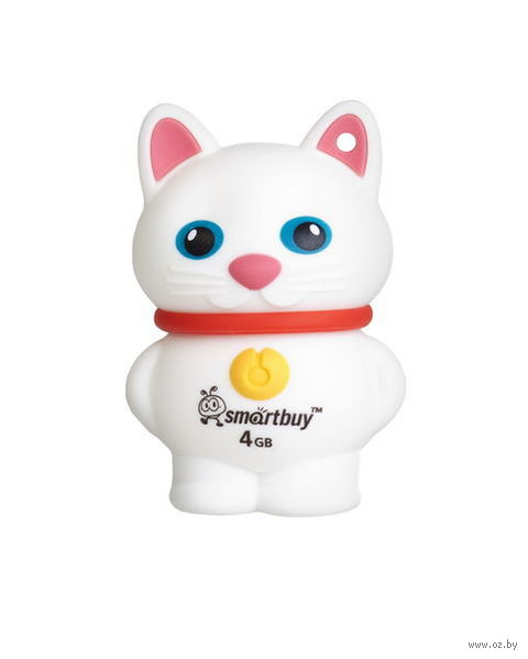USB Flash Drive 8Gb SmartBuy Wild series (Catty)