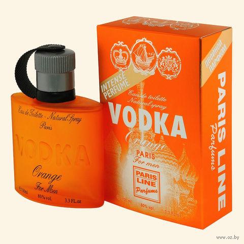 "Туалетная вода для мужчин ""Vodka Orange"" (100 мл)"
