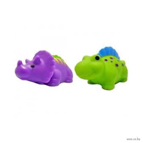 """Набор игрушек для купания """"Динозаврики"""""""