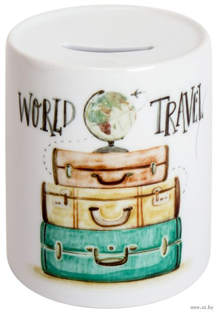 "Копилка ""World travel"" (267)"
