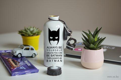 """Бутылка """"Бэтмен"""" (600 мл; арт. 72) — фото, картинка"""