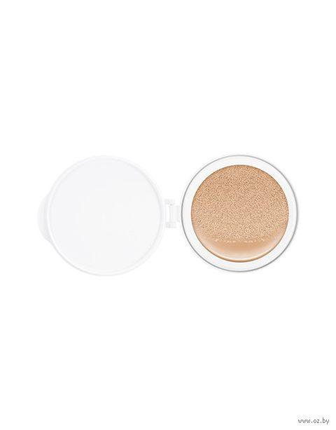 "Тональная основа (рефил) для лица ""Moist Up"" SPF 50+ тон: 23, natural beige — фото, картинка"