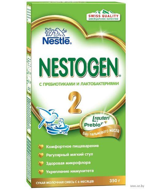 """Смесь сухая молочная """"Nestle. Nestogen 2"""" (350 г) — фото, картинка"""