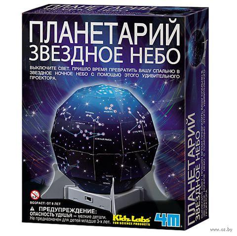 """Набор для опытов """"Планетарий. Звездное небо"""""""