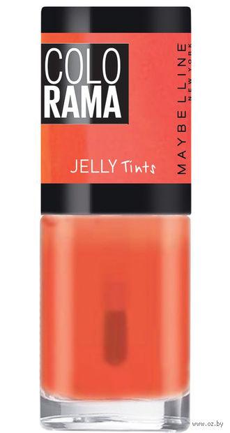 """Лак для ногтей """"Colorama"""" (тон: 457, апельсиновый мармелад) — фото, картинка"""