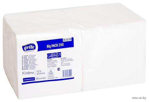 "Бумажные салфетки ""Grite"" (250 шт.) — фото, картинка"