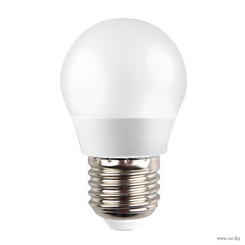 Светодиодная лампа V-TAC VT-245 4,5 ВТ, G45, Е27, 3000К, Samsung — фото, картинка