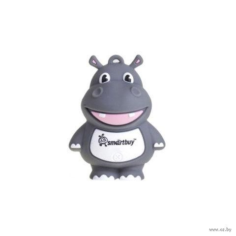 USB Flash Drive 8Gb SmartBuy Wild series (Hippo)