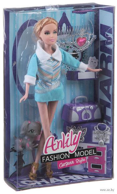 "Кукла ""Anlily. Модница"" (арт. Д54301)"