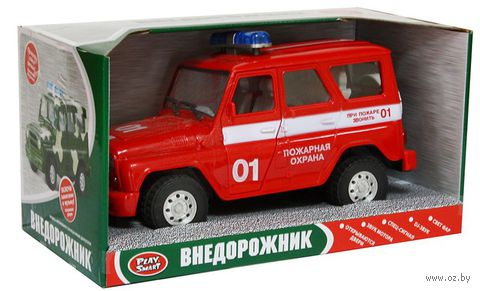 """Модель машины """"УАЗ Хантер. Пожарный транспорт"""""""