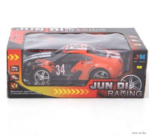 """Автомобиль на радиоуправлении """"Jun Di Racing"""" — фото, картинка"""