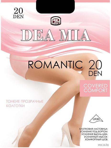 "Колготки женские классические ""Dea Mia. Romantic 20"""