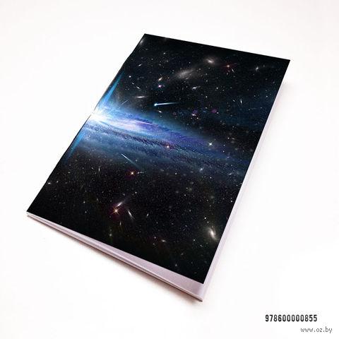 """Блокнот """"Космос"""" (А7; арт. 855) — фото, картинка"""