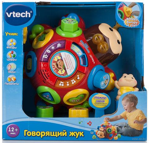 """Развивающая игрушка """"Говорящий жук"""" (со световыми эффектами)"""