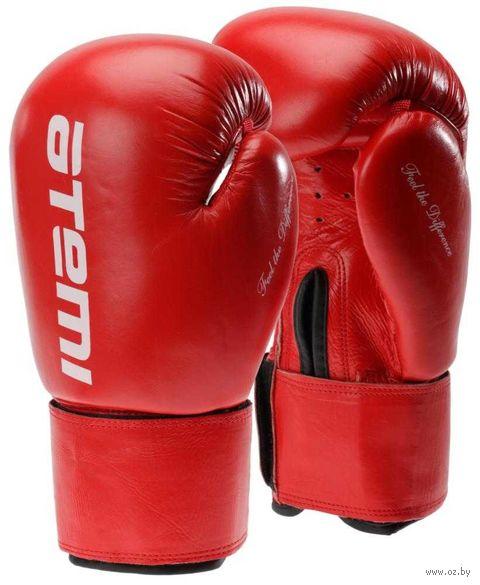 Перчатки боксёрские LTB19009 (12 унций; красные) — фото, картинка