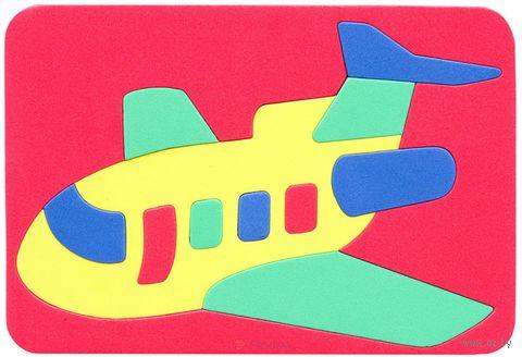 "Рамка-вкладыш ""Мозаика. Самолет"""