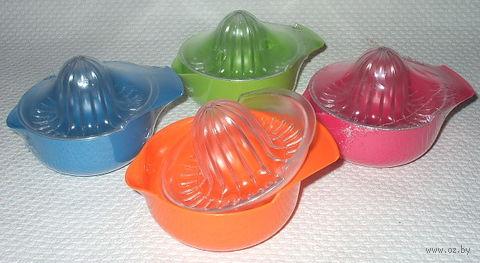 Соковыжималка для цитрусовых пластмассовая (140х100 мм)