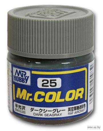Краска Mr. Color (dark seagray, C25)