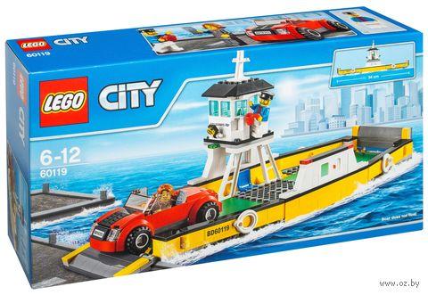 """LEGO City """"Паром"""""""