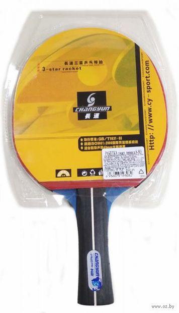 Ракетка для настольного тенниса (арт. S-303) — фото, картинка