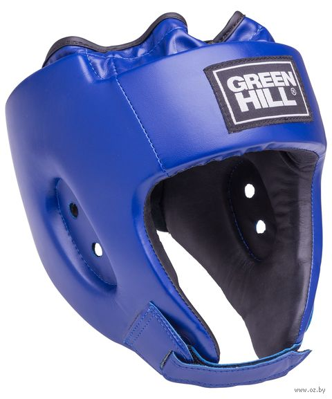 "Шлем открытый ""Alfa"" (S; синий; арт. HGA-4014) — фото, картинка"