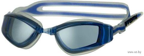 Очки для плавания (голубые; арт. B901) — фото, картинка