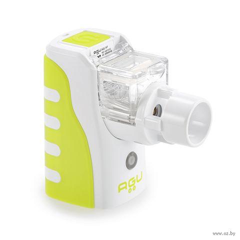 Ингалятор ультразвуковой электронно-сетчатый AGU N7 — фото, картинка