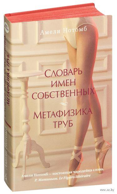 Словарь имен собственных. Метафизика труб. Амели Нотомб