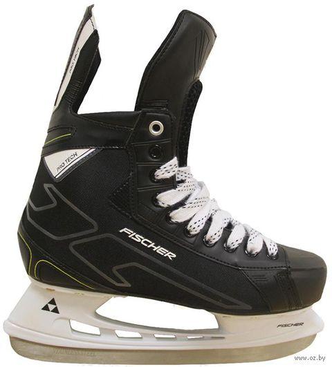 Коньки хоккейные FX5 SR (р. 40) — фото, картинка