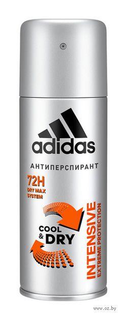 """Дезодорант-антиперспирант для мужчин """"Cool and Dry. Intensive"""" (спрей; 150 мл) — фото, картинка"""
