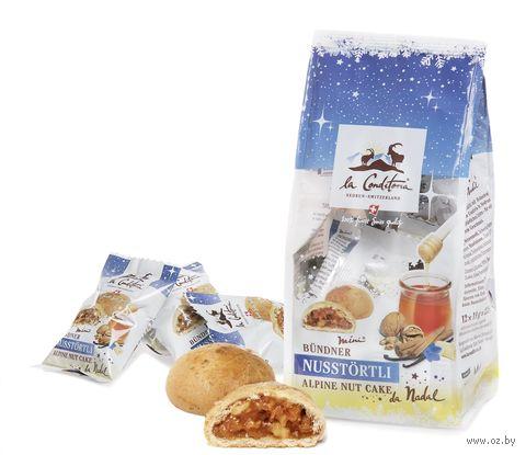 """Мини-печенье """"La Conditoria. Грецкий орех, мед и корица"""" (228 г) — фото, картинка"""