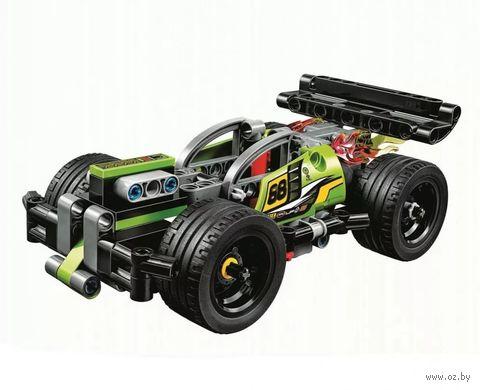 """Конструктор """"Technica. Гоночный автомобиль"""" (135 деталей) — фото, картинка"""