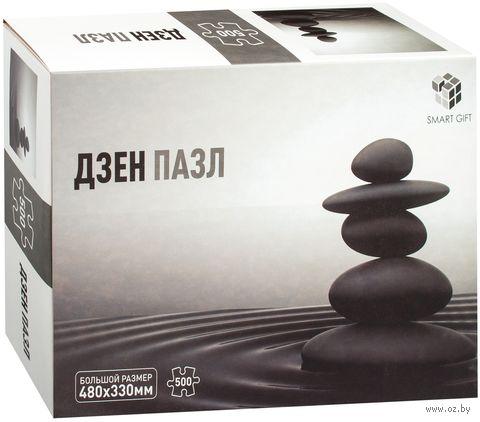 "Пазл ""Дзен. Темный"" (500 элементов)"