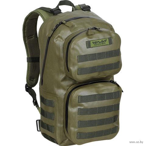 """Рюкзак влагозащитный """"Naval 35"""" (35 л; оливковый) — фото, картинка"""