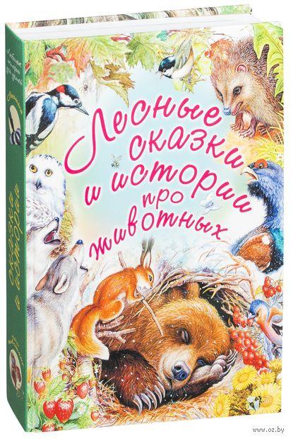 Лесные сказки и истории про животных — фото, картинка