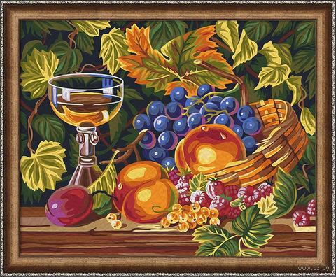 "Картина по номерам ""Праздник урожая"" (400х500 мм) — фото, картинка"