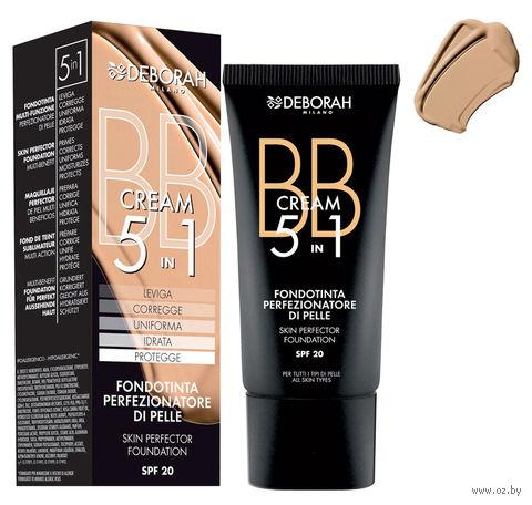 """BB крем для лица """"BB Cream Foundation"""" SPF 20 (тон: 03, песочный) — фото, картинка"""
