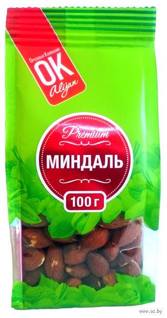 "Миндаль жареный ""Premium ОК!"" (100 г) — фото, картинка"