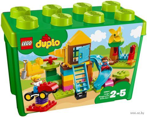 """LEGO Duplo """"Большая игровая площадка"""" — фото, картинка"""